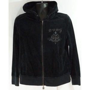 BCBG Hoodie Black XL